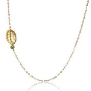 Palm chain necklet