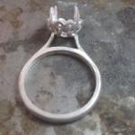 Pearl ring making 3