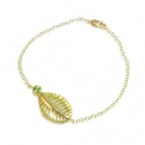 palm Tsavorite 18 ct bracelet 1050 pxls