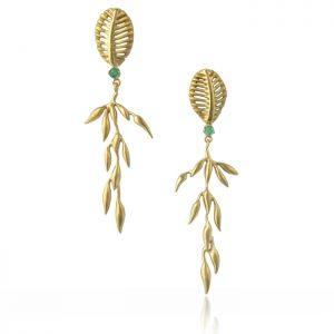 palm chandelier earrings 700x900